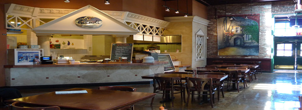 Cafe Glendi. Food and mood